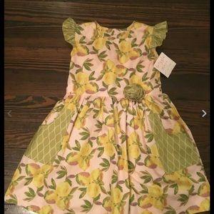 Giggle Moon NWT Lemon Loves Phoebe Dress 5